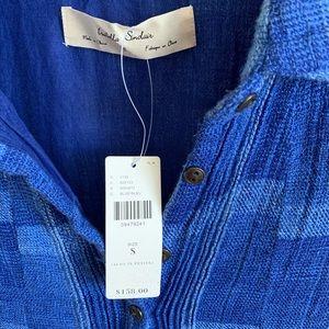 Anthropologie Dresses - Anthropologie Isabella Sinclair Brien Shirtdress